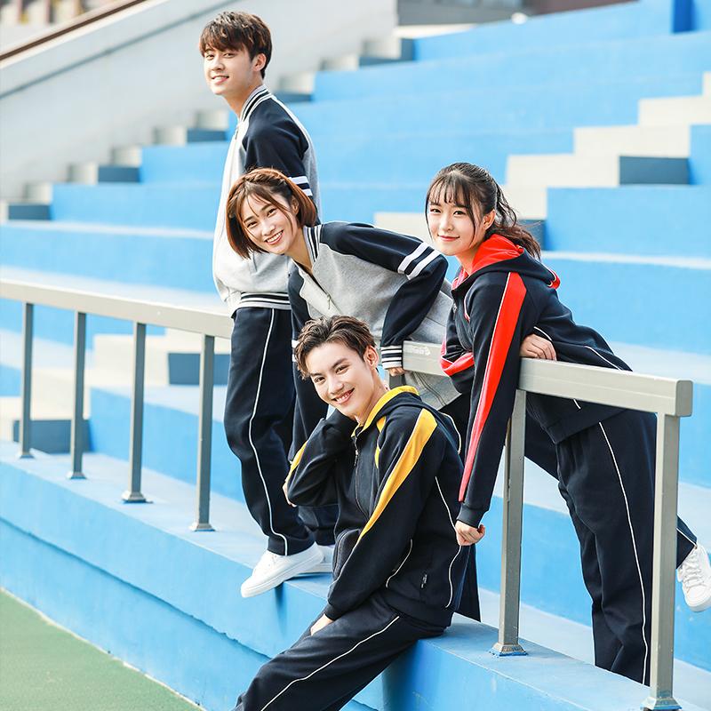 中国式中学生校服的起源和发展