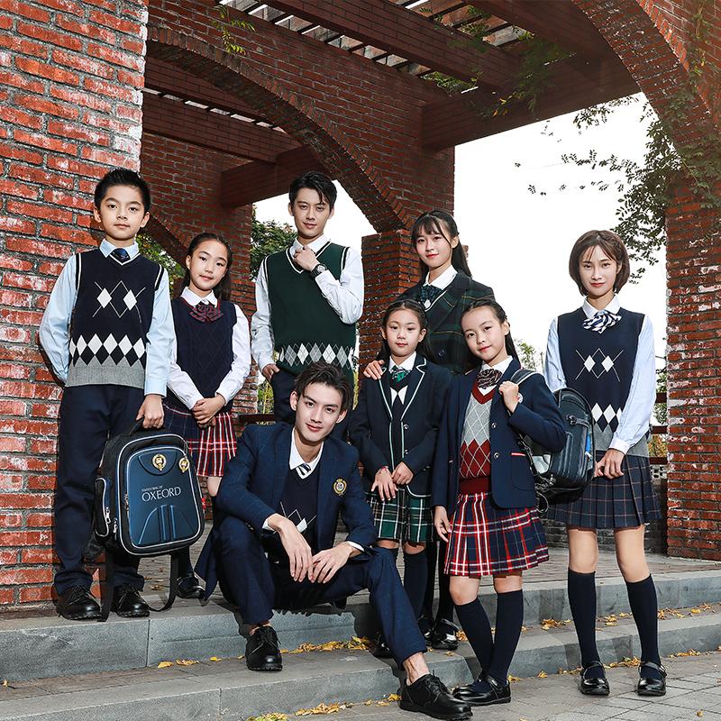 小学生秋季校服订做找哪家?