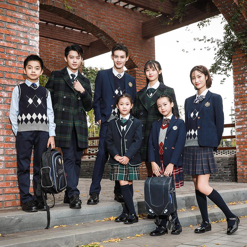 中国国际学校校服设计趋势