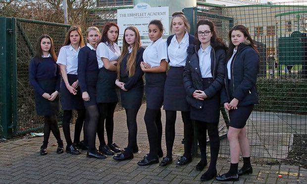 英国学校的校服制度居然如此严格!