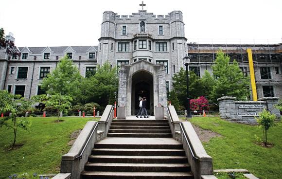 加拿大中学的校服之争