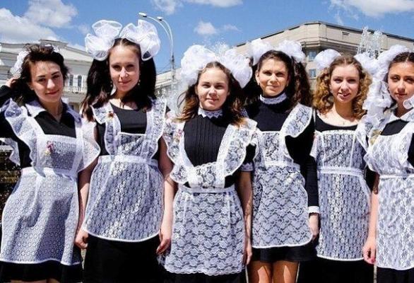 人类未解之谜:苏联校服竟是女仆装?