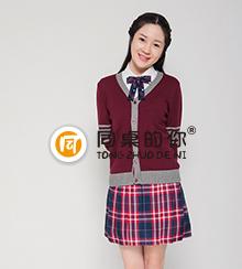中学生春秋新款正装QZ005z
