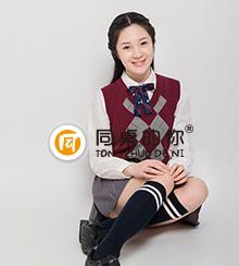 中学生春秋新款运动正装QZ006z