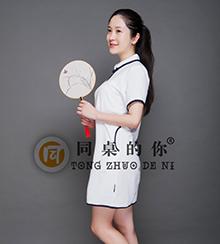 夏季新款正装校园中国风XZ006Z