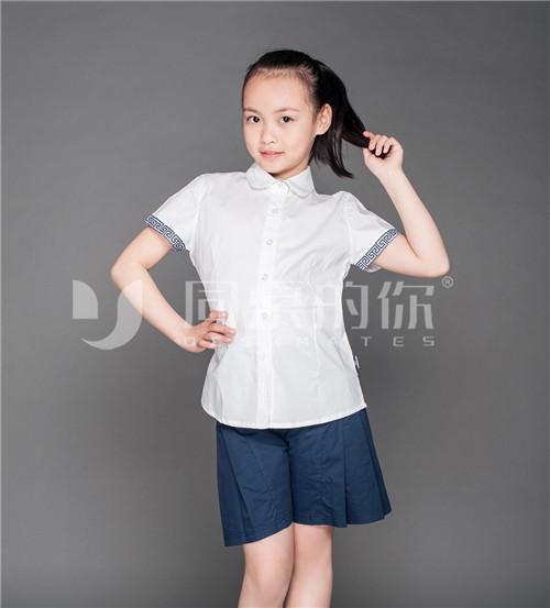 夏季轻中式回形纹短袖套装XZ011x