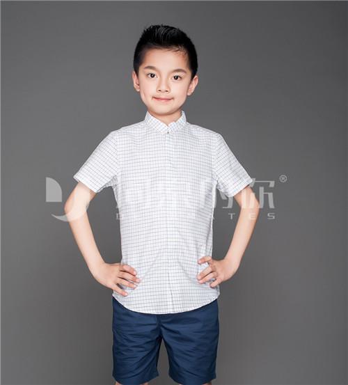 夏季学院风短袖衬衫套装XZ002x